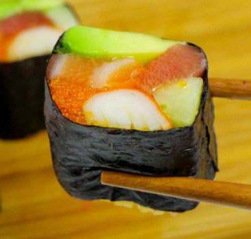 Sushi Roll without rice