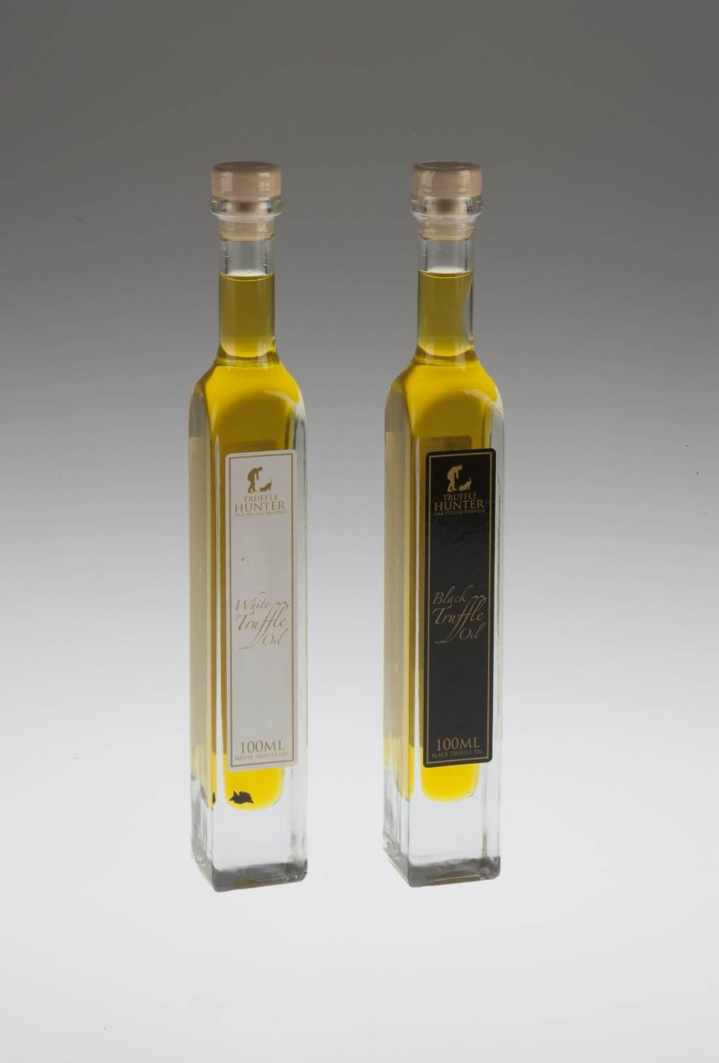 White & Black Truffle Oil 2x 3.4 Oz