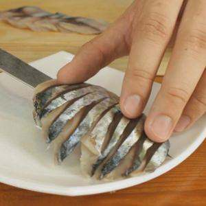 Mackerel Sashimi Recipe