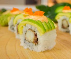 Snow Crab sushi roll